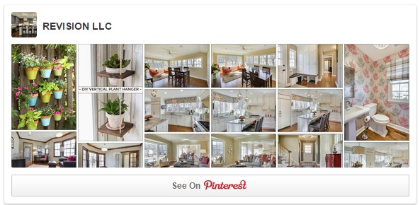 Revision LLC is on Pinterest!