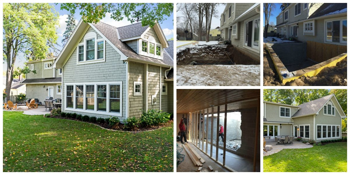 Wayzata Remodel: Before and After