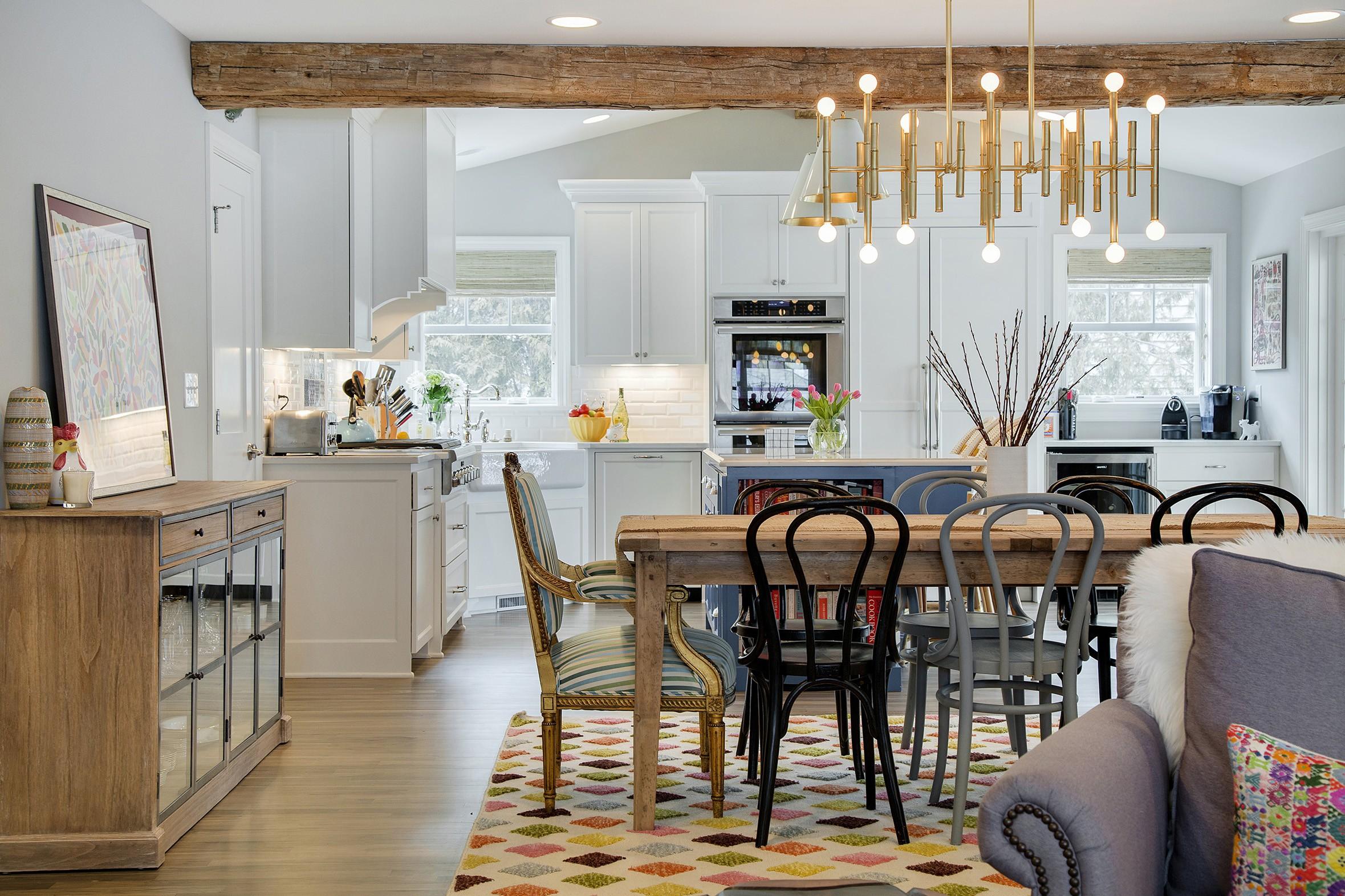 Dining Room Remodel- Revision LLC