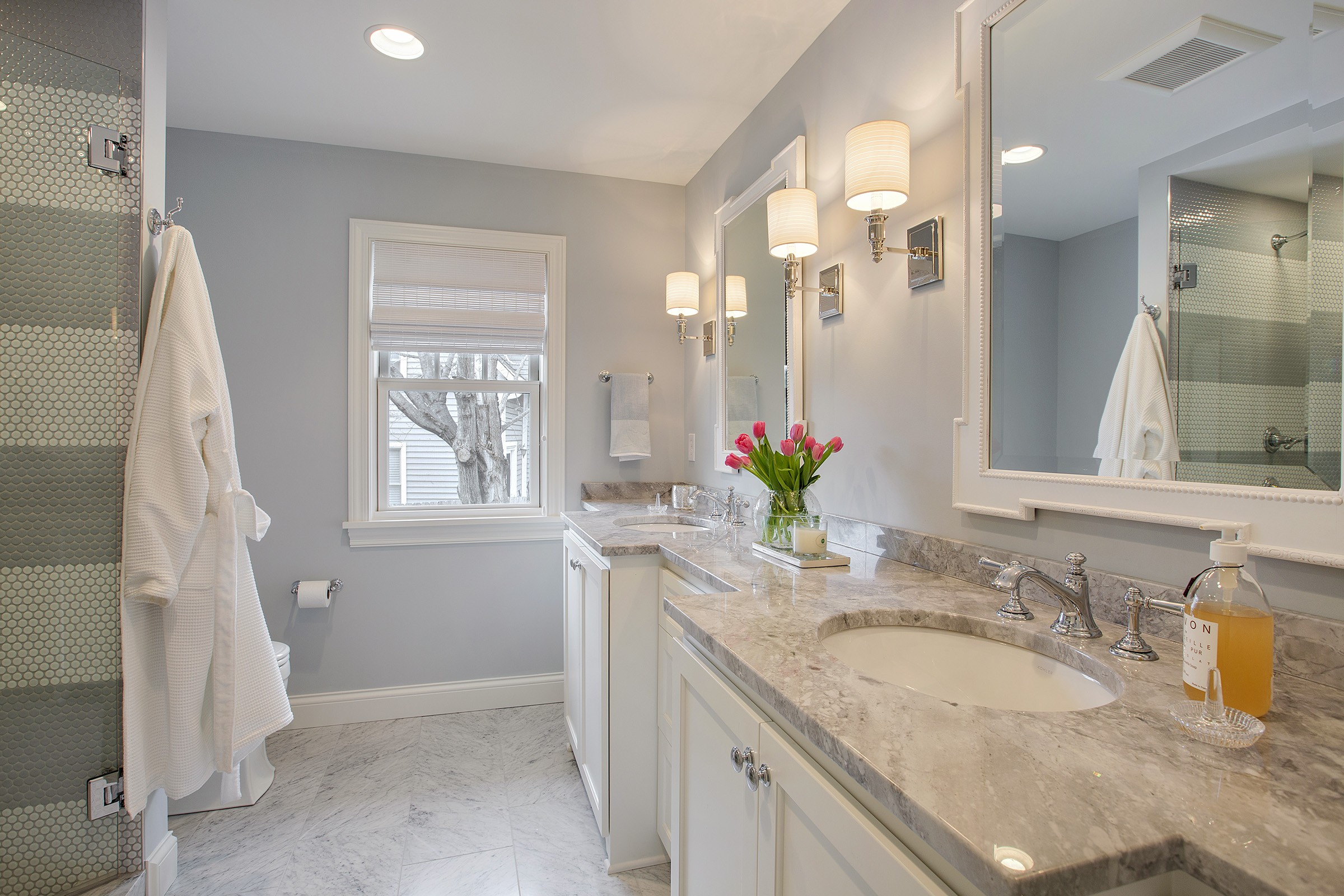 Master Bath Remodel- Revision LLC