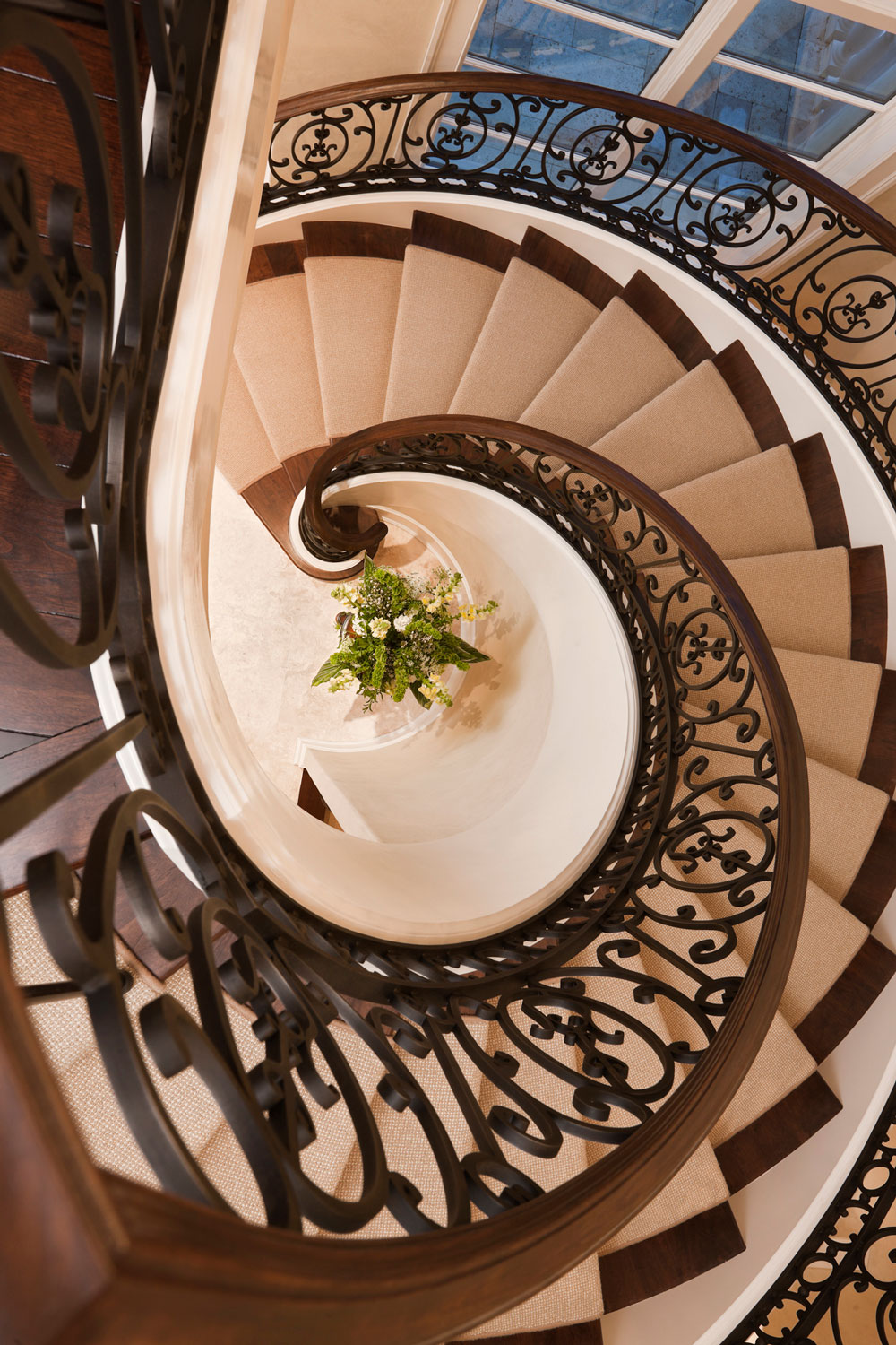 Staircases, Laundry Rooms, and Specialty Spaces