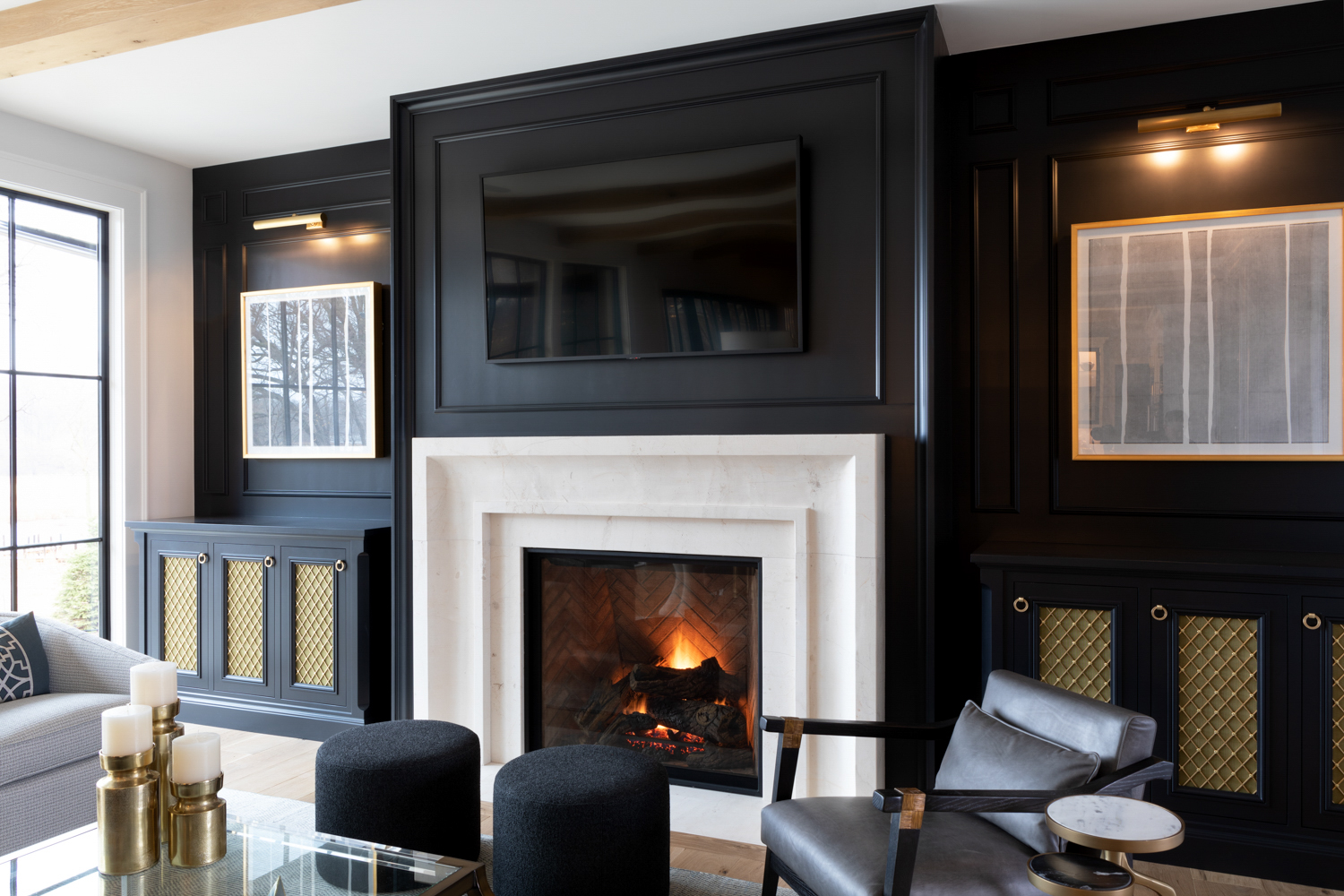 Fireplaces by Revision Renovation and Remodeling